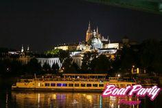Boat Party Prague, Prague