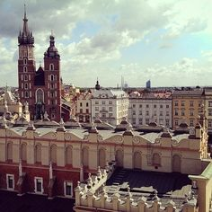Kraków, lubie tu wracać ;)