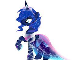 my little pony princess luna | ThePonyArtCollection • mlp Luna by ~kaninerochkaninungar