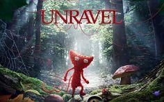 Unravel - GeekPédia  #unravel #geekando #games #geek #nerd