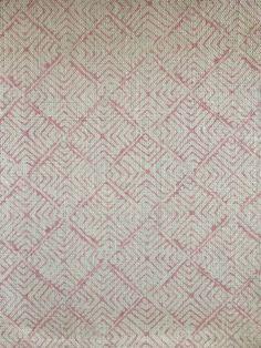 Sarah Hardaker's Latika linen in faded pink.