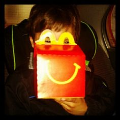 360... Put On a Happy... Meal!