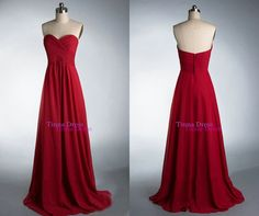 Hey, I found this really awesome Etsy listing at http://www.etsy.com/listing/151448498/red-prom-dresses-long-bridesmaid-dress