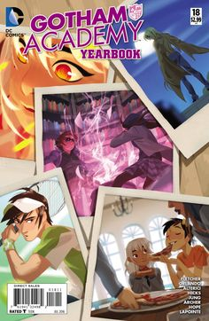 Gotham Academy (2015) Issue #18