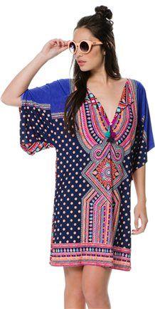 TIGERLILY RABARI DRESS   Swell.com