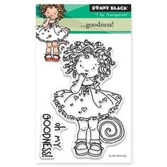 PENNY BLACK | GOODNESS! BY MO MANNING Penny Black Cards, Mo Manning, Frantic Stamper, Valentine Theme, Quilt Stitching, Quilting, Arts And Crafts Supplies, Digi Stamps, Scrapbook Supplies