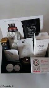 Apresentação da beauty box/ All about  Naturisimo Exclusive Vegan Beauty Discovery Box   https://goo.gl/SQJVkB #beautybox