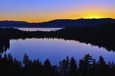Astounding Examples of Lake Tahoe Photography