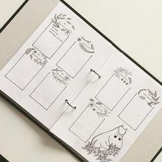 weekplanner Bullet Journal Weekly Layout, Bullet Journal Month, Bullet Journal Spread, Journal Layout, Bullet Journal Ideas Pages, Bullet Journal Inspiration, Book Journal, Planner Diario, Doodle Lettering