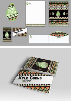 Kyle Goens / #Branding - Guac on the Block