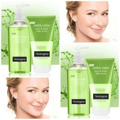 Neutrogena skincare and face wash via London Beauty Queen