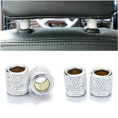 Easy to install on any removable headrest, just remove seat headrest, then slide car charms on poles. Car Interior Decor, Truck Interior, Interior Styling, Interior Decorating, Luxury Interior, Decorating Tips, Interior Architecture, Auto Suv, Dallas