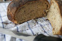 Pain multi-céréales au thermomix de Vorwerk Pain Thermomix, Croissant Brioche, Banana Bread, Baking, Desserts, Food, Breads, Scrapbooking, Couture