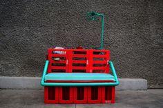 Recycle project by Arturo García Cardona, via Behance
