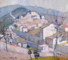 """ Landscape, South of France 