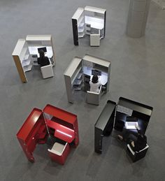 Foldable Workspace