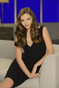 Miranda Kerr for Clear Scalp and Hair Therapy.