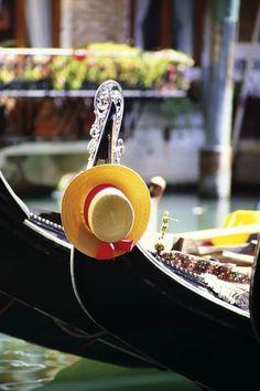 Gondola, Venice Italy
