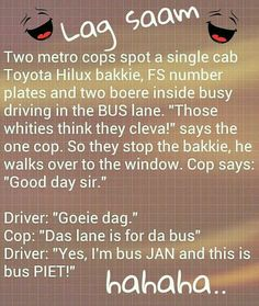 Good Day Sir, Wedding Jokes, Afrikaanse Quotes, Laugh At Yourself, Best Quotes, Quotes Quotes, Qoutes, Twisted Humor, Funny Jokes