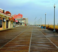 Rehoboth Beach, DE boardwalk