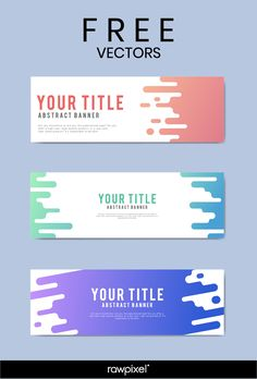 Download free modern business banner templates at rawpixel.com Free Banner Templates, Layout Template, Corel Draw Design, Birthday Banner Template, Banner Design Inspiration, Church Graphic Design, Name Card Design, Web Design, Event Poster Design