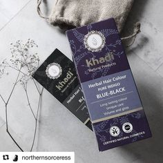 :) #Repost @northernsorceress (@get_repost)  D-7 before Cidre et Dragons Festival ! So as my beautiful friend @galdorcraeft yesterday today is time for haircare !  I choose to mix indigo and black henna for a deep dark hair color !  ------------------------------- #henna #haircare #naturalhaircare #veganbeauty #vegancosmetics #biocosmetics #khadihenna #crueltyfree #ayurveda #sebiolifestyle #crueltyfreecosmetics #hairproduct #darkhair #darkhairdontcare #blackhair #gothlife #gothgirl…