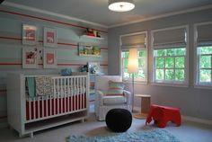 Modern Baby Boy Retreat contemporary kids