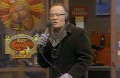 LES NESSMAN, WKRP in Cincinnati, Turkey Drop, Such a Hilarious Episode!!! ONE OF MY FAVES!!! :)