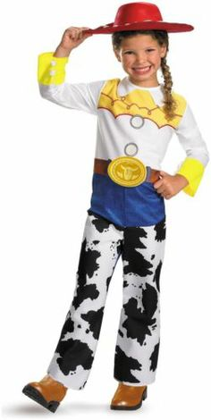 Disney Toy Story - Jessie Toddler / Child Costume Brand By Disguise Inc