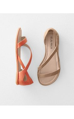 Klub Nico Jasper Asymmetrical-Strap Sandals