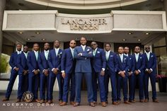 Navy and Mint Groomsmen but I think the navy looks nice and would pop with gold