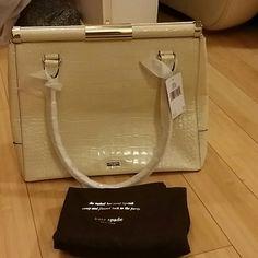 """""""Sold"""" Kate spade new York bag Knightsbridge bone (153) Kate spade bag brand new. kate spade Bags"""