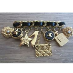 Chanel Jewelry (Gold)