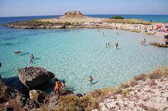 Una spiaggia segreta del Salento: Torre Castiglione | The Puglia
