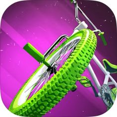 Bmx, Game Of The Day, Ios 11, Ipod Touch 6th, Ipad Mini 3, Fun Challenges, Best Iphone, Funny Wallpapers, Games