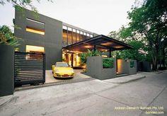 ♥ Minimalist Home Design Thailand