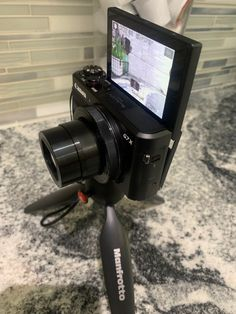 Canon mark 2 comes with a brand new tripod the battery the charger no memory card camera works great great condition screen has no scratches Canon G7x Camera, Cannon Camera, Camera Gear, Vlog Camera, Canon Lens, Best Vlogging Camera, Best Camera, Youtube Setup, Phone Cases