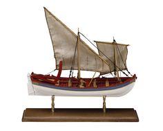 Service vessel; Launch - National Maritime Museum