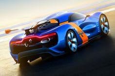 Erste Infos: Renault Alpine