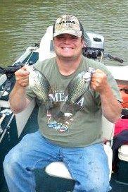 This is my crappie fishing 101 article. Many tips for the crappie angler.