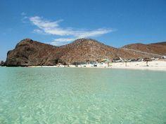 Playa Balandra, La Paz, B.C.S. México