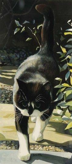 Cat    (by Celia Pike)