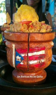 ☀Puerto Rico☀mofongo  Is there anything better, I doubt it!