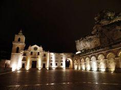 Una visita notturna a Matera e i Sassi