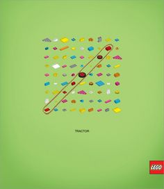 What a fantastic Advert Concept! #lego #advertising