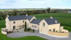 Coolfore Lodge, outside Drogheda in County Louth, is right in the heart of school tour country. It's about 10 kilometres from Newgrange, and five kilometres from the monastic settlement of Monasterboice.
