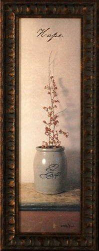 """Primitive Country w// Candles /""""Berry Basket/"""" Lighted by Billy Jacobs Star"""