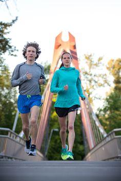 RUNAWAYS: Eugene, OR: Peter DeFazio Bridge - Parker Stinson and Megan Patrignelli