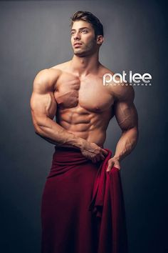 trendy Ideas for fitness model male muscle pat lee Fitness Model Diet, Male Fitness Models, Male Models, Men's Fitness, Fitness Goals, Pat Lee, Ripped Muscle, Muscle Men, Male Photography