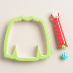 One of my favorite discoveries at WorldMarket.com: Ugly Sweater Cookie Cutter and Stamp